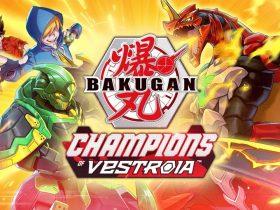 Bakugan: Champions Of Vestoria Logo