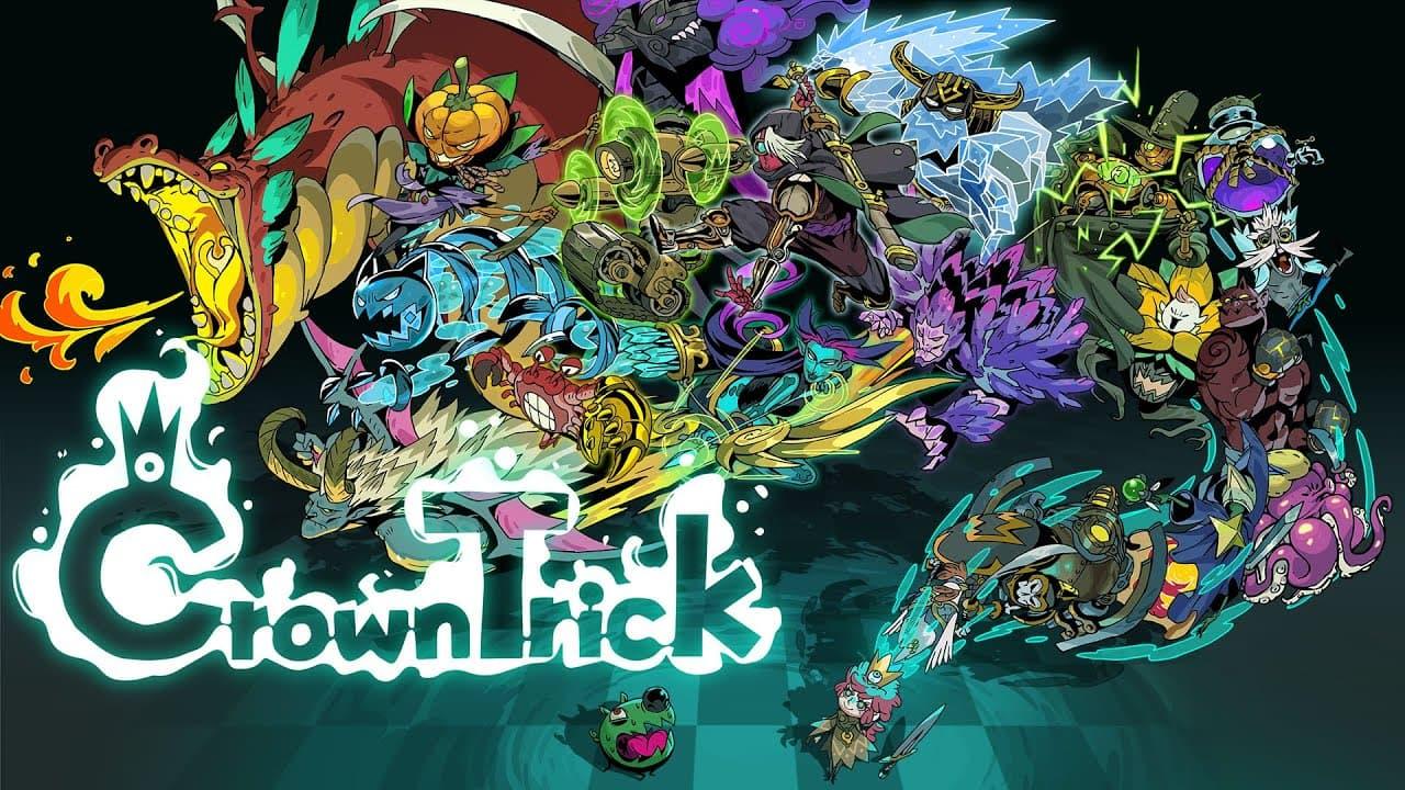 Crown Trick Game Logo