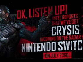 Crysis Remastered Nintendo Switch Image