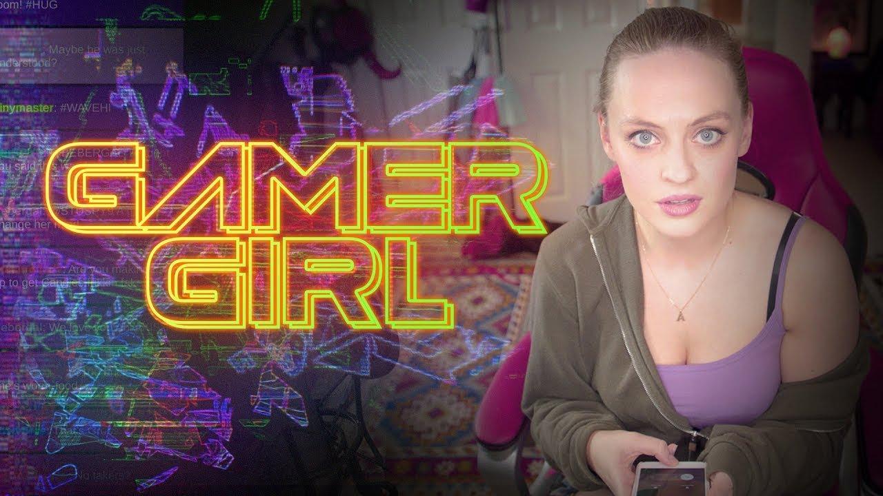 Gamer Girl Logo