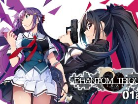 Grisaia Phantom Trigger 1 And 2 Logo