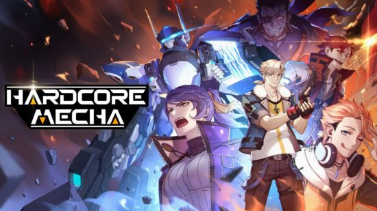 Hardcore Mecha Coming To Nintendo Switch This October