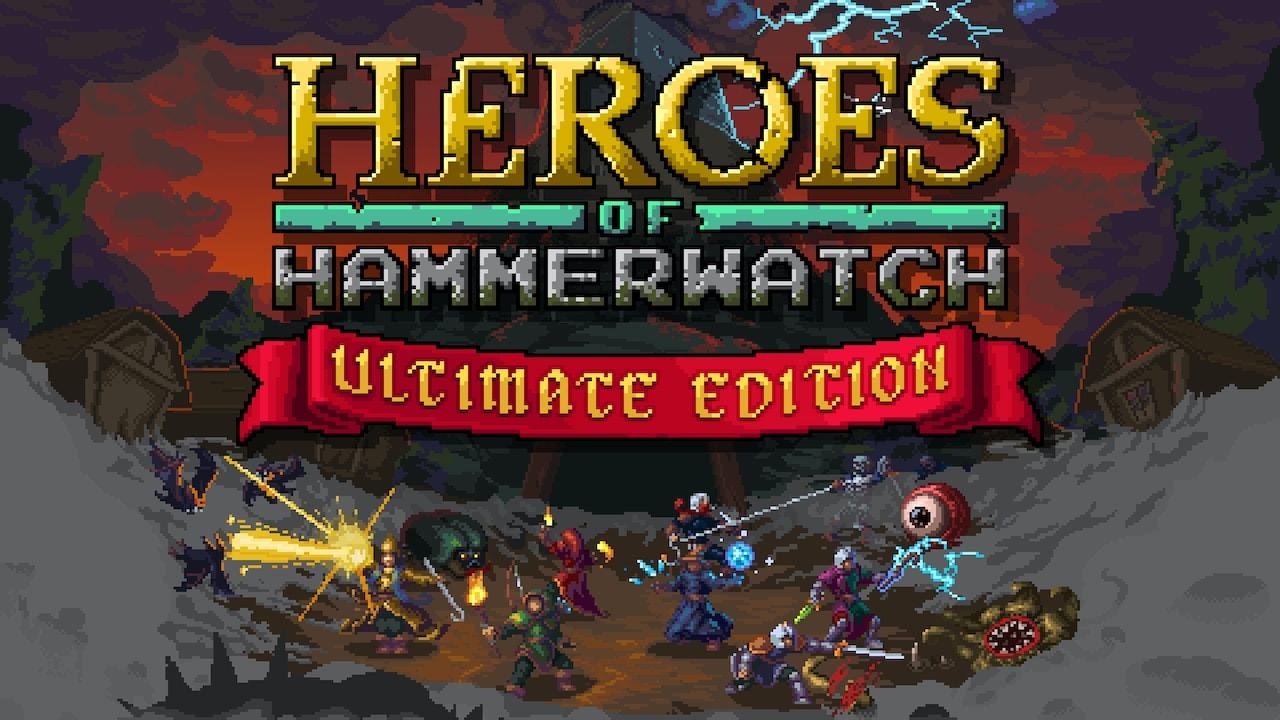 Heroes Of Hammerwatch: Ultimate Edition Logo