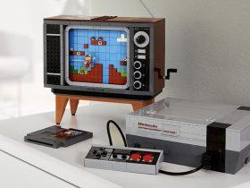 LEGO Nintendo Entertainment System Building Kit Photo