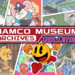 Namco Museum Archives Volume 1 Review Banner