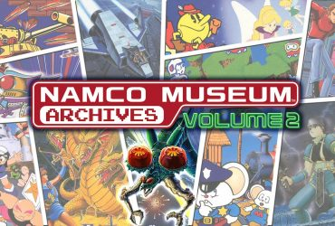 Namco Museum Archives Volume 2 Review Banner