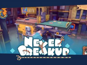 Never Breakup Logo