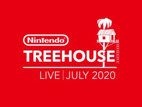 Nintendo Treehouse Live July 2020 Logo