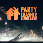 Party Crasher Simulator Logo