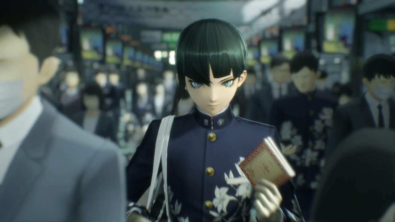 Shin Megami Tensei V Is Coming To Switch In 2021