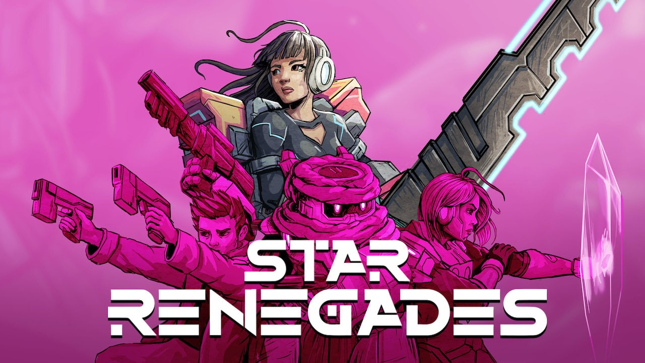 Star Renegades Game Logo