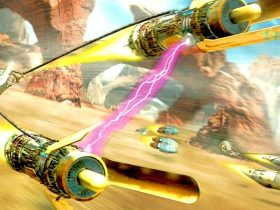 Star Wars: Episode I Racer Review Banner
