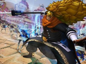 Vinsmoke Judge One Piece Pirate Warriors 4 Screenshot