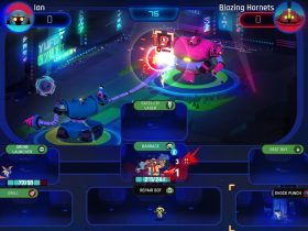 Volta-X Screenshot