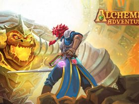 Alchemist Adventure Logo