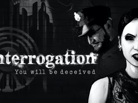 Interrogation: You Will Be Deceived Logo