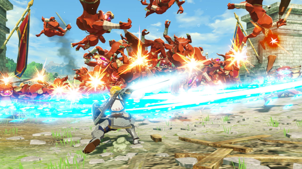Hyrule Warriors Age Of Calamity Has Local Co Op Multiplayer Nintendo Insider